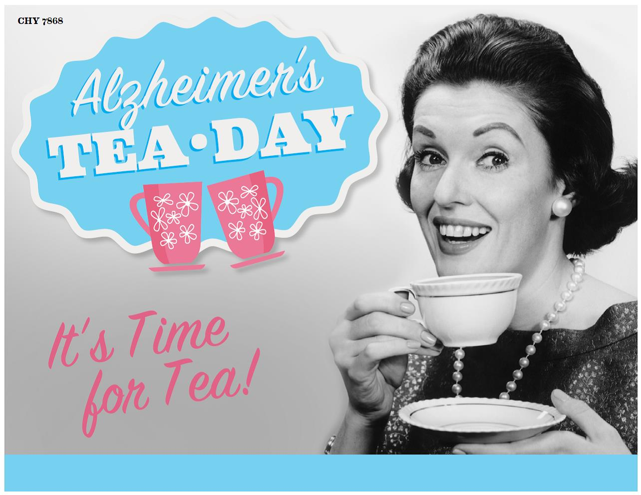 Image result for Alzheimers Tea Day