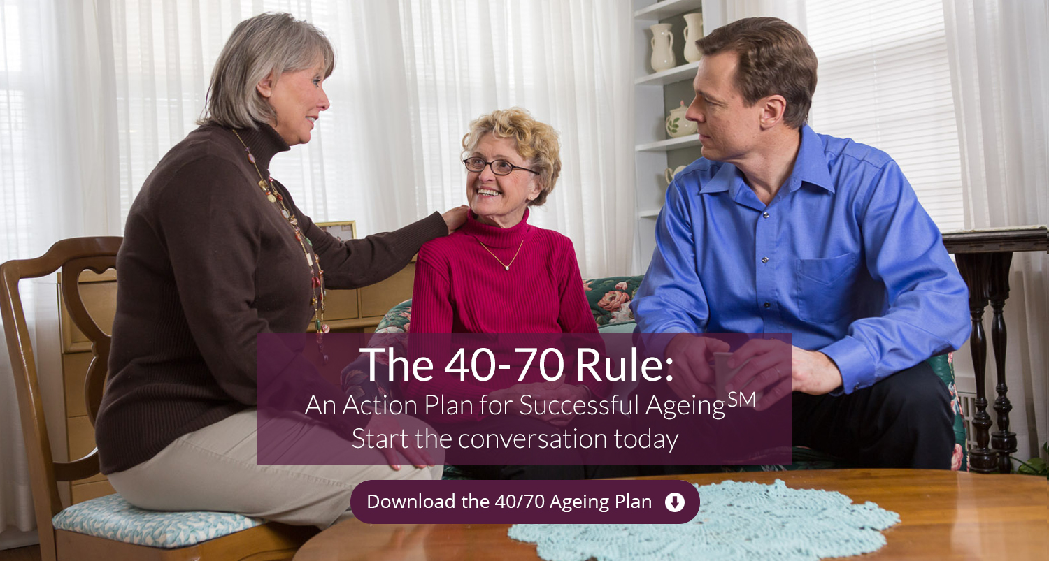 The 40/70 Rule