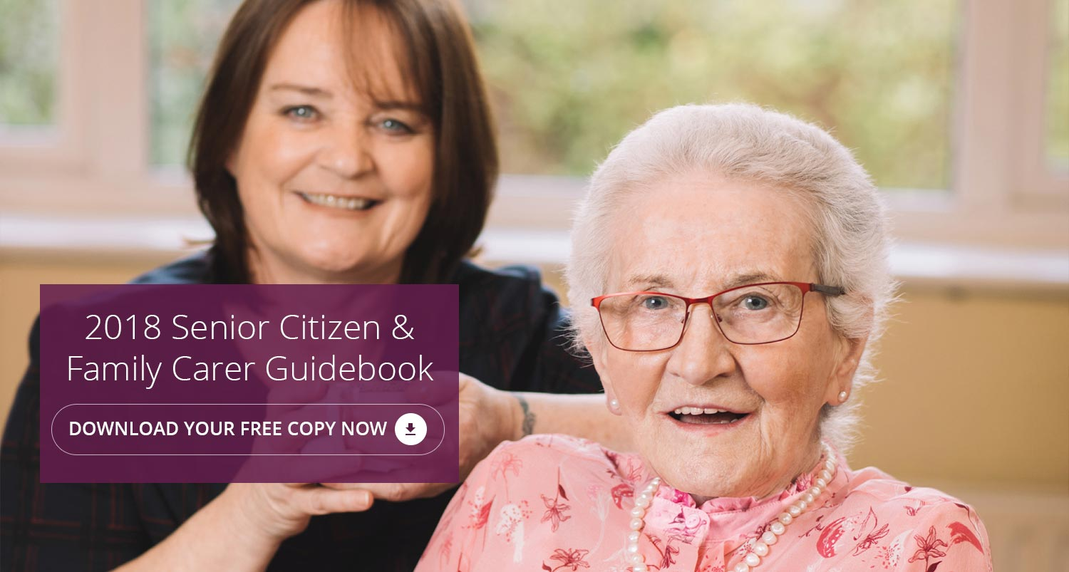 2018 Senior Citizen and Family Carer The Essential Guidebook