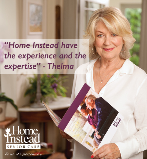 Home Instead have the experience and the expertise