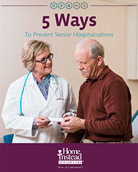 5 ways to prevent senior hospitalisation