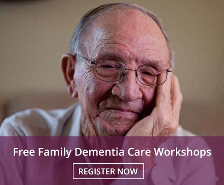 Free Family Dementia Care Workshops